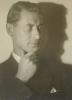 Herbert Zeitner, um 1930.